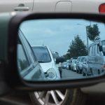 נסיעה לאחור – תאונת דרכים