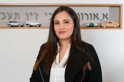עורכת דין תעבורה - שירן נווה תורג'מן
